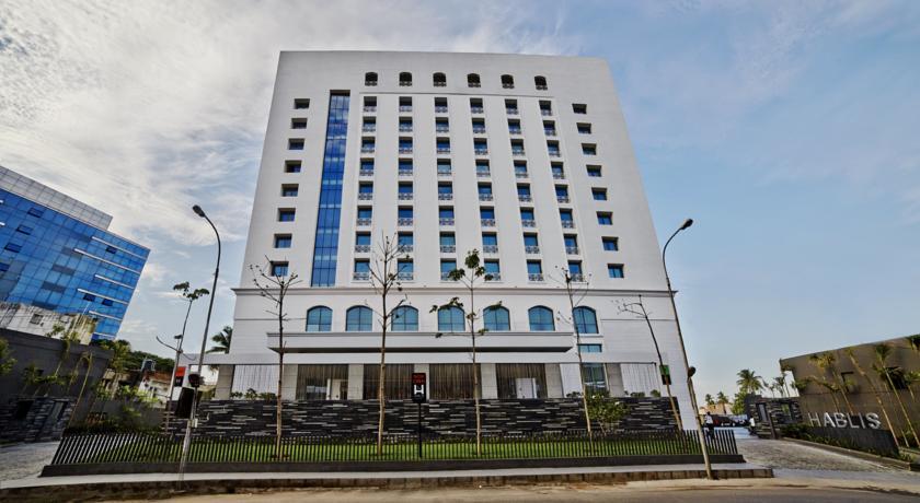哈比利斯清奈酒店