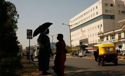印度六天医疗旅游行程