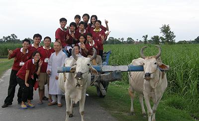 印度南部佛教石窟9日巡礼