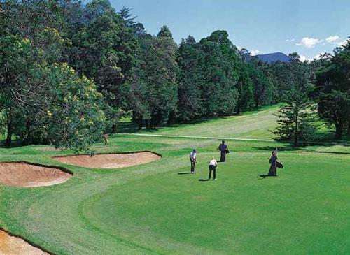 斯里兰卡快乐高尔夫球之旅